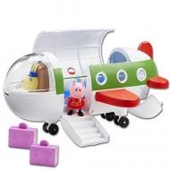 Set de joaca avionul Peppa Pig