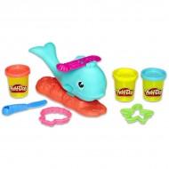 Set de joaca Balena Wavy Play-Doh