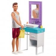 Set de joaca Barbie Baia lui Ken