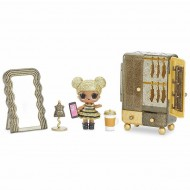 Set de joaca LOL Surprise Furniture Boutique cu papusa Queen Bee Seria 1