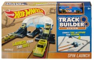 Set Lansator Spin and Launch Hot Wheels Track Builder