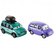Set masinute metalice Minny si Van Disney Cars 3 Disney