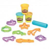 Set Plastilina Prajituri colorate Play-Doh