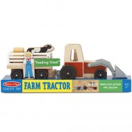 Set de joaca Tractorul Fermierului Melissa&Doug