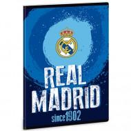 Caiet Dictando FC Real Madrid albastru A5 40 file