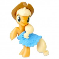 Figurina Applejack cu palarie Friendship is Magic My Little Pony