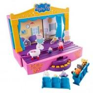 Set de joaca scena de teatru Peppa Pig
