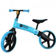 Bicicleta fara pedale albastra Yvelo