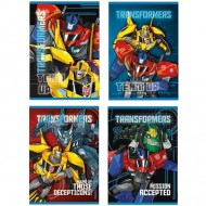 Caiet de matematica A5 Transformers 16 file