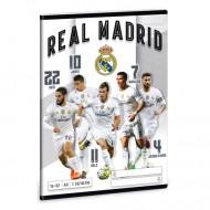 Caiet Dictando A5 FC Real Madrid pentru Clasa a 2-a