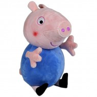 Figurina de plus Peppa Pig 35 cm George