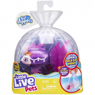 Jucarie interactiva Little Live Pets - Pestisor colorat Seaqueen