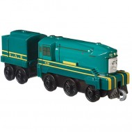 Locomotiva cu Vagon Metalica Emily Push Along Thomas&Friends Track Master