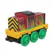 Locomotiva Metalica Salty cu alge Push Along Thomas&Friends Track Master