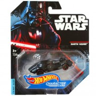 Masinuta Darth Vader 1/64 Hot Wheels Star Wars Character Cars