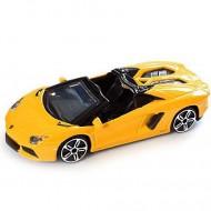Masinuta Lamborghini Aventador LP700 1/43 Bburago