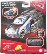 Masinuta mecanica Jackson Storm Revvin' Action Cars 3