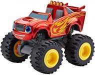 Masinuta Metalica Blaze Metalizat - Blaze and the Monster Machines