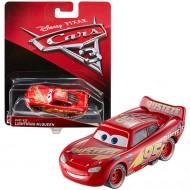 Masinuta metalica Fulger Mcqueen Rusteze Metalizat Disney Cars 3