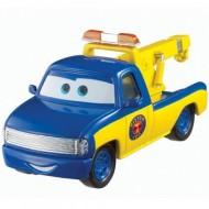 Masinuta metalica Race Tow Truck Disney Cars 3