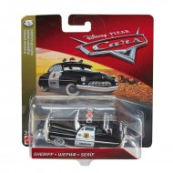 Masinuta Metalica Sheriff Disney Cars 3