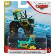 Masinuta metalica Tractor de curse Rev-N-Go Disney Cars 3
