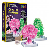 National Geographic STEM Kit - Gradina de cristale