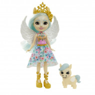 Papusa Paolina Pegasus si figurina Wingley EnchanTimals Royal