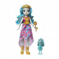 Papusa Queen Paradise si figurina Rainbow EnchanTimals Royal