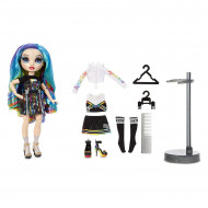 Papusa Rainbow Fashion Pop High Amaya Raine