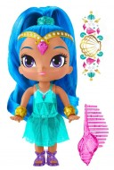 Papusa Shine in costum de baie Shimmer and Shine