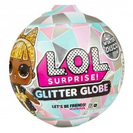 Papusa surpriza LOL Surprise Glitter Globe Winter Disco