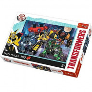 Puzzle Transformers 100 piese
