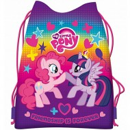 Sac de umar cu snur My Little Pony