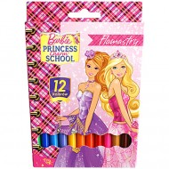 Set 12 carioci colorate Barbie