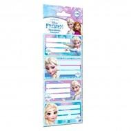 Set 12 etichete Frozen