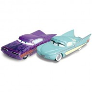 Set 2 Masinute Ramone & Flo Disney Cars 3