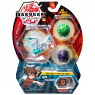 Set Bakugan Start figurina Haos Nillious