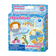 Set creativ Aquabeads - mini brelocuri