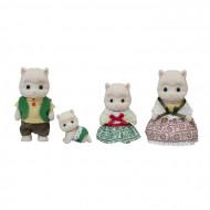 Set de joaca familia Woolly Alpaca Sylvanian Families