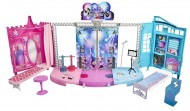 Set de joaca Scena transformabila Barbie Rockstar Princess