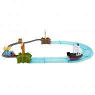 Set de joaca Thomas and Friends - Circuit Boat and Sea Track Master