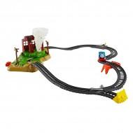 Set de joaca Thomas and Friends - Circuit Twisting Tornado Track Master