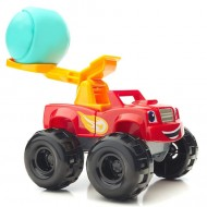 Set De Joaca Truckball Blaze Mega Bloks - Blaze and the Monster Machines