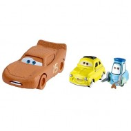 Set Fulger McQueen  Luigi si Guido Cars 3 Disney