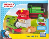 Set Locomotiva Percy Thomas And Friends Mega Bloks