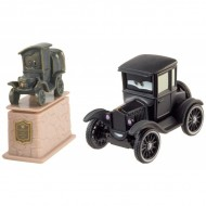 Set masinute Stanley si Lizzie - Disney Cars