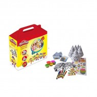 Set plastilina si accesorii Birthday Party Play-Doh