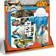 Set pranz Star Wars Albastru