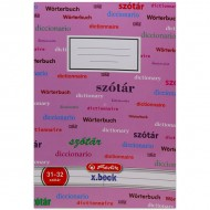 Vocabular roz 32 pagini Herlitz